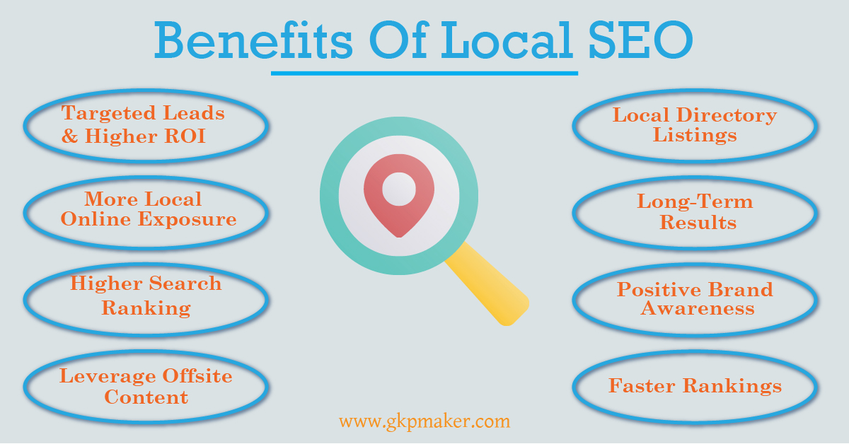 benefits of local seo for local business