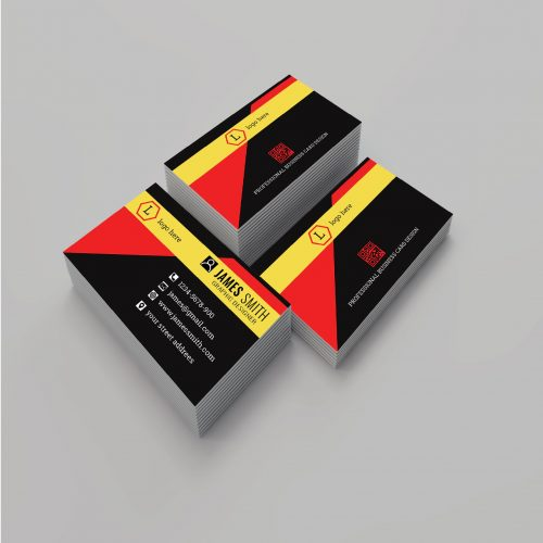business card design for your business